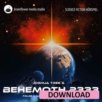 CD-Cover Behemoth - Folge 1: Das Jupiter-Ereignis Teil 1
