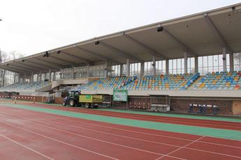 Das Willy-Sachs-Stadion in Schweinfurt.