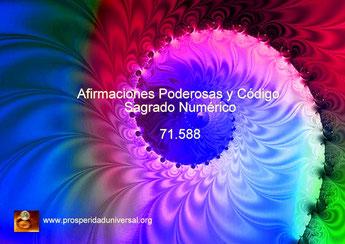 AFIRMACIONES- PODEROSAS- Y CÓDIGO-SAGRADO-NUMÉRICO- 71.588-PARA-ATRAER-LOS- MEJORES-CLIENTES -ACTIVAR- ENERGÍA-- DE-ÉXITO-PROSPERIDAD-ABUNDANCIA-DINERO- PROSPERIDAD-UNIVERSAL