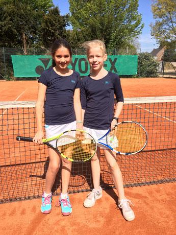Ines Hömberg und Livia Hein