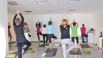 Cours de Yoga pour les adultes par Murielle LEROY