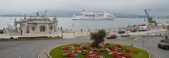 hostel Santander, Santander, bay of santander