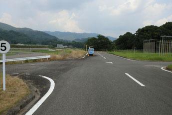 佐賀県運転免許試験場障害物