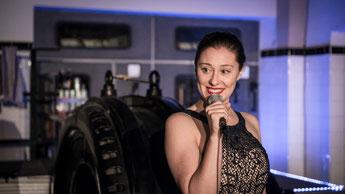 Schauspielerin Sängerin Musicaldarstellerin Lea Kirn Theater Solistin