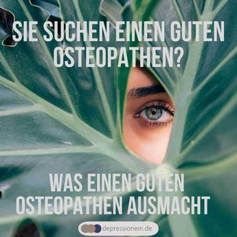 BVO Osteopathie. Gesundheit handgemacht - 8 Punkte-Checkliste für Ihren Besuch beim Osteopathen