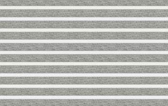 Jersey Streifen hellgrau/cremeweiß