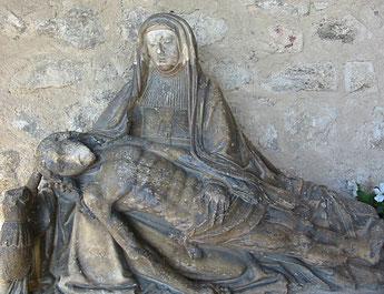 La Pietà chapelle de Néronde 42