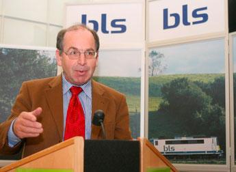 Hans Flury war knapp 20 Jahre Finanzchef bei der BLS. Jetzt ist er einer der heftigsten und profiliertesten Kritier der Personalvorsorgestiftung Bolligen-Ittigen-Ostermundigen.