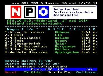 NPO - Bert van Guldener