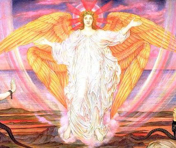 私の感じる大天使アリエル