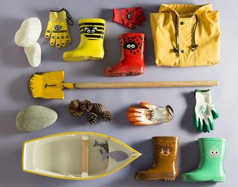 ©Rouchette, Gamme ZAMIS les bottes pour les enfants