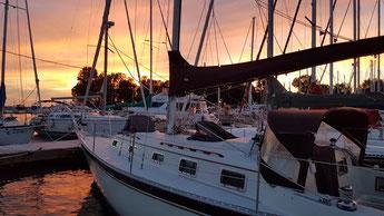 Navire scout marin de Laval