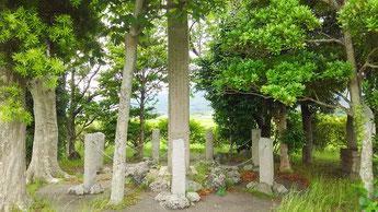 明治4年に行われた明治天皇即位の大嘗祭に献上される米を作る斎田に選ばれました。その址が「主基斎田址公園」として残っています。
