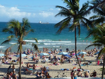 Bild: Fort Lauderdale Beach