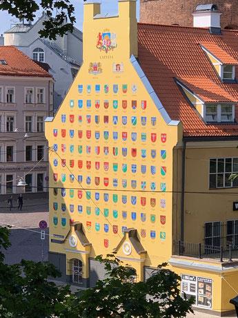 Riga, Lettland.