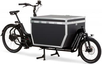 Riese und Müller Packster Lasten e-Bike / Lastenfahrrad mit Elektromotor 2017
