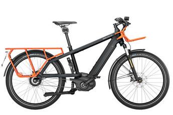 Riese und Müller Multicharger Lasten e-Bike / Lastenfahrrad mit Elektromotor 2019