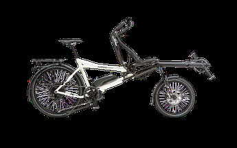 Hercules Cargo Lasten e-Bike / Lastenfahrrad mit Elektromotor 2019