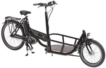 Pfau-Tec Carrier Lasten e-Bike / Lastenfahrrad mit Elektromotor 2017