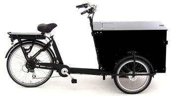 Babboe Pro Trike-E Lasten e-Bike / Lastenfahrrad mit Elektromotor