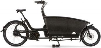 Urban Arrow Family Lasten e-Bike / Lastenfahrrad mit Elektromotor 2021