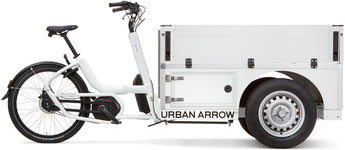 Urban Arrow Tender Lastenfahrrad 2019