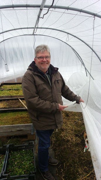 Klaus Bongartz, Gartenbaufachberater aus Nettetal/NRW