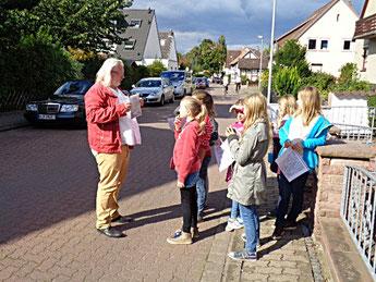 Mit Udo Hetmeier auf Fotoralley in Grasdorf