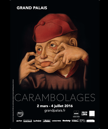 carambolages, grand palais, exposition