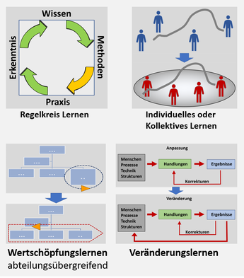 Lernen in Organisationen