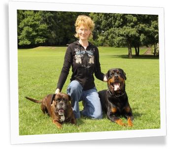 Hundeflüsterin Jana Waldek