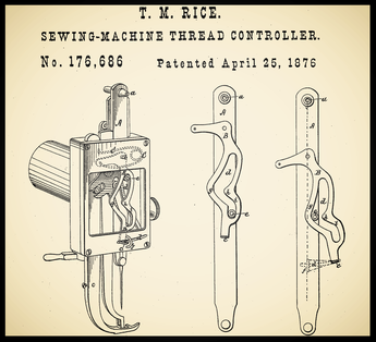 US Patent 176.686 ................................... April 25, 1876