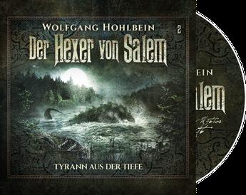 CD-Cover Der Hexers von Salem - Tyrann aus der Tiefe
