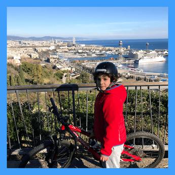 Paseos en bici eléctrica por Barcelona