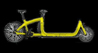 Triobike Cargo Big Lasten e-Bike / Lastenfahrrad mit Elektromotor 2021