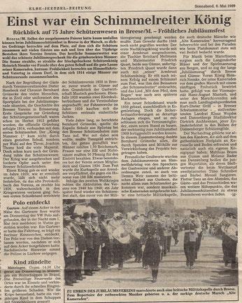 Elbe-Jeetztel-Zeitung 6.Mai 1989