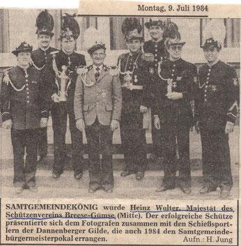 Elbe-Jeetzel-Zeitung 9. Juli 1984