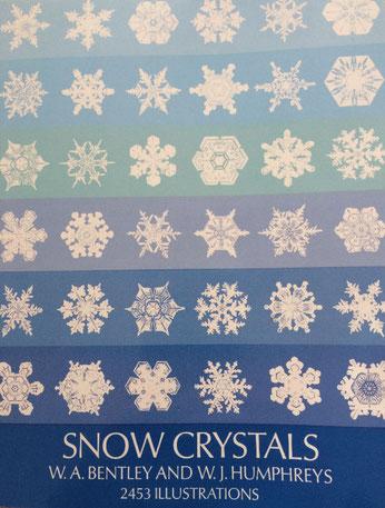 Snowflake Bentley's Snow Crystals