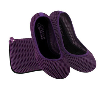 Sidekicks Foldable Ballet Flats