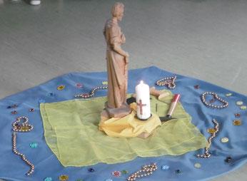St. Josef, unser Namenspatron