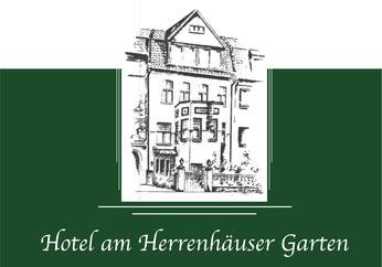 Hotel am Herrenhäuser Garten Logo
