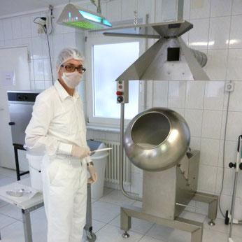 Herstellung Supra-Cell