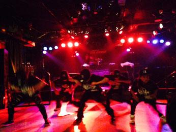 横浜7th STUDIO BLACKN SHOWCASE 平塚市ダンススクール