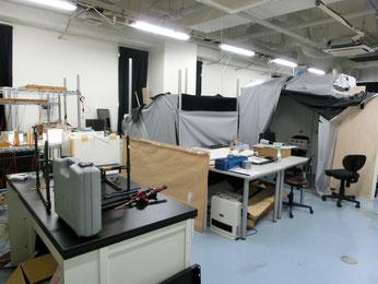 実験ブース(10-301室)