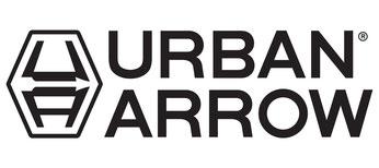 Urban Arrow e-Bikes in der e-motion e-Bike Welt in Düsseldorf