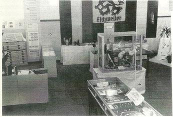 Vom 10. bis 13. November 1949 war die Handwerksausstellung der Kolpingsfamilie im Saale des Kolpinghauses. Vertreten waren folgende Berufe: Schreiner Kunstschmiede, Elektriker, Mechaniker, Dreher, Installateure, Schneider, Metzger, Konditoren,