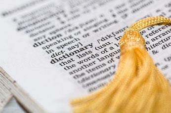 Wörterbuch, Übersetzer