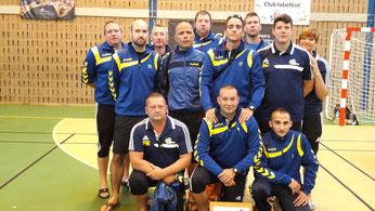 Equipe de Handball UST 25 -  2016 - 8ème place