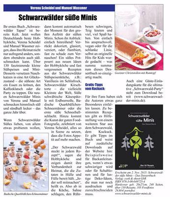 Seniorenpost Oktober 2015