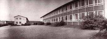 dudweiler, saarbruecken, albert-schweitzer-schule, 1961